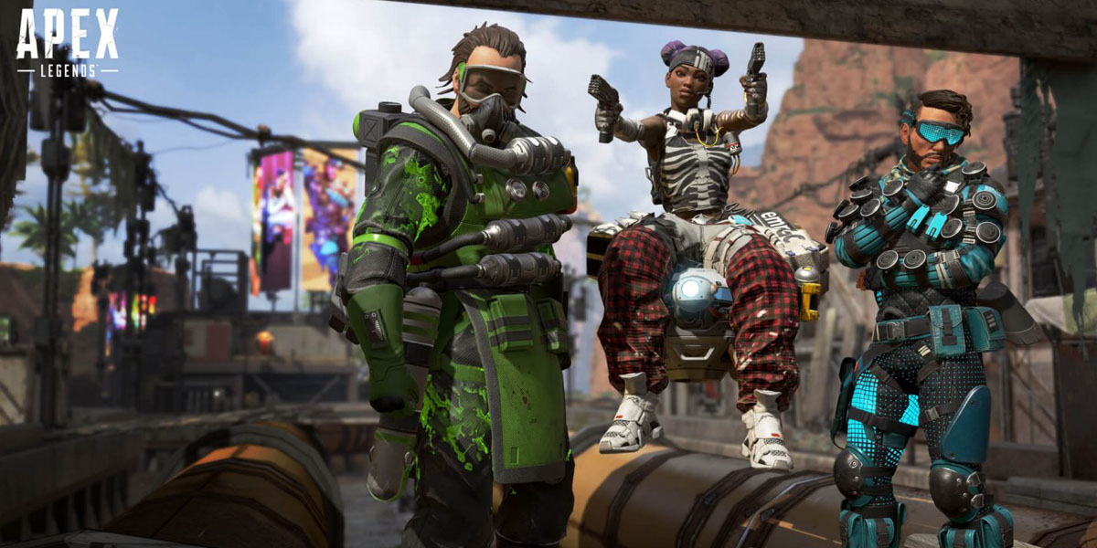 Apex Legends системные требования