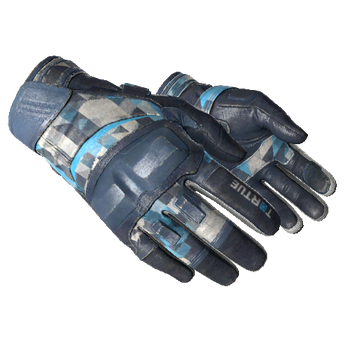 Moto Gloves, Cool Mint