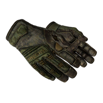 Specialist Gloves, Forest DDPAT